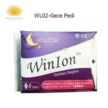 WL02-Hijyenik Ped-Gece