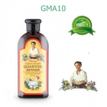 GMA10-YUMURTALI ŞAMPUAN - 350 ml