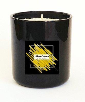 NC JAR MUM-BLACK ORCHID