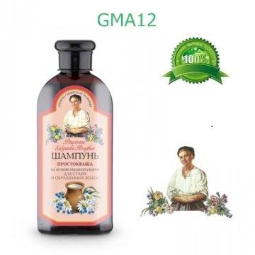 GMA12-SABUN KÖKÜ ŞAMPUANI - 350 ml