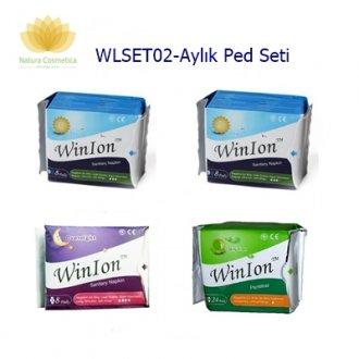 WLSET02-Aylık Ped Seti