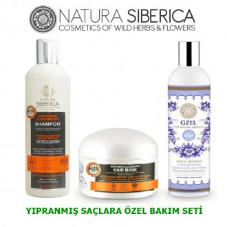 NSSET21-NORTHERN CLOUDBERRY SAÇ BAKIM SETİ