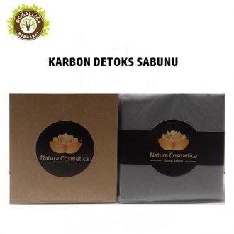 NC201-EL YAPIMI KARBON DETOKS SABUNU